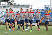 USMNT Training, Monday, October 13, 2014