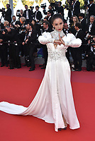 Miya Muqi<br /> CANNES, FRANCE - MAY 11: ''Ash Is The Purest White' (Jiang Hu Er Nv)'during the 71st annual Cannes Film Festival at Palais des Festivals on May 11, 2018 in Cannes, France. <br /> CAP/PL<br /> &copy;Phil Loftus/Capital Pictures