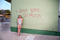 "The ""i love you so much"" mural is an Austin favorite."