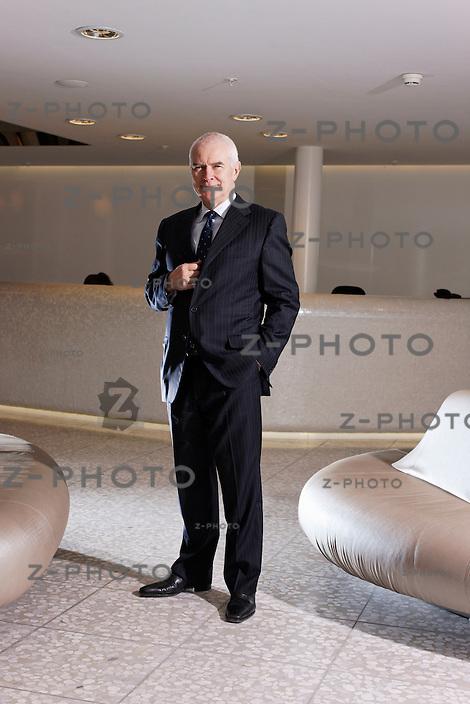 KMU-Portrait von Urs Karli, Hotelier CEO vom Hotel Astoria Luzern am 15. Dezember 2009<br /> <br /> Copyright © Zvonimir Pisonic