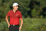 Li Haotong of China plays during the World Celebrity Pro-Am 2016 Mission Hills China Golf Tournament on 23 October 2016, in Haikou, Hainan province, China. Photo by Marcio Machado / Power Sport Images