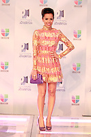 MIAMI, FL- July 19, 2012:  Beatriz Luengo at the 2012 Premios Juventud at The Bank United Center in Miami, Florida. © Majo Grossi/MediaPunch Inc. /*NORTEPHOTO.com*<br />
