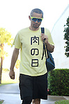 Ichiro Suzuki (Marlins),<br /> FEBRUARY 23, 2017 - MLB :<br /> Miami Marlins spring training baseball camp in Jupiter, Florida, United States. (Photo by AFLO)