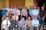 RETIRMENT: What a great night was held by all, of the 31st Reserve Military Police as they celebrated the retirement of Tim Scannell and Eamon Riordan on their retirement from the forces. Eamon and Tim are seated 3rd and 4th from left.........
