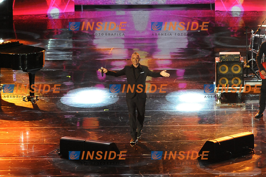 Eros Ramazzotti<br /> Verona 05-06-2017 Arena <br /> Wind Music Awards 2017 <br /> Foto Alberto Anello/Photoring/Insidefoto