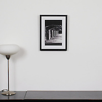 "Davis: ""Key West Tunnel"", Digital Print, Image Dims. Framed Dims."
