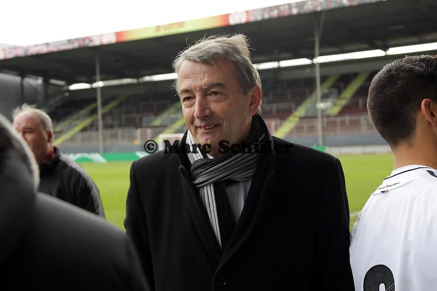 DFB-Praesident Wolfgang Niersbach