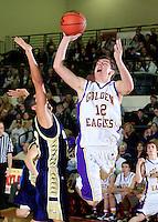 Boys Basketball vs Oak Hill 3-3-10