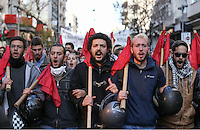 2016 11 17 Polytechnic Uprising commemoration, Athens, Greece