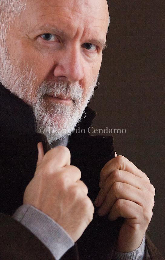 Massimo Picozzi (Milano, 8 agosto 1956) è uno psichiatra, criminologo e scrittore italiano, consulente per la gestione delle emozioni in ambito manageriale e sportivo. Nebbia Gialla Suzzara Noir Festival. 5 Febbraio 2017. © Leonardo Cendamo