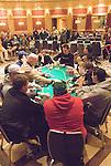 Tournament area in Fontana Lounge.
