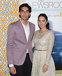 Dev Patel and Olivia Munn at The  Los Angeles Season 3 Premiere of HBO's series THE NEWSROOM held at The DGA in West Hollywood, California on November 04,2014                                                                               © 2014 Hollywood Press Agency