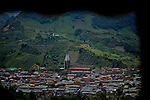 COL-Antioquia-Features of the Jardin town