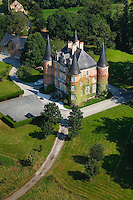 Le Rheu - Château d'Apigné XIXe