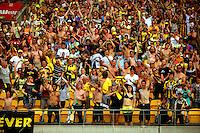 110213 A-League Football - Wellington Phoenix v North Qld Fury