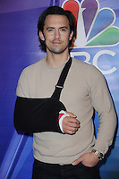 www.acepixs.com<br /> March 2, 2017  New York City<br /> <br /> Milo Ventimiglia attending the NBCUniversal Press Junket for midseason at the Four Seasons Hotel New York on March 2, 2017 in New York City.<br /> <br /> Credit: Kristin Callahan/ACE Pictures<br /> <br /> Tel: 646 769 0430<br /> Email: info@acepixs.com