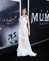 NEW YORK, NY June 06, 2017Sofia Boutella attend Universal Pictures presents the American premiere of The Mummy at AMC Loews Lincoln Square  in New York June 06, 2017. Credit:RW/MediaPunch