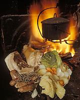 Cuisine auvergnate / Auvergne cuisine