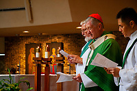 Conducted by Cardinal Blasé Cupich Archdiocese of Chicago.