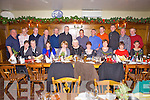 Eircom staff from Listowel enjoying their Christmas night out last Friday, pictured here in Leen's Hotel, Abbeyfeale.