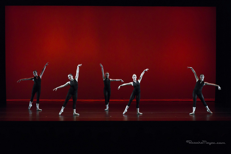 """Caravan"". Choreography by Tom Shoemaker. Presented at Cary Ballet Company's 16th Annual Spring Gala, 7 PM Saturday Performance, 16 March 2013, Cary Arts Center."