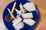 Assorted Cheese, Li Angelo Divino Restaurant, Rome, Italy