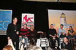 Frank Dicopoulos - Tom Pelphrey - Kim Zimmer, Ron Raines, Jeff Branson - Gina Tognoni - So Long Springfield celebrating 7 wonderful decades of Guiding Light Event (Saturday afternoon) come to see fans at the Hyatt Regency Pittsburgh International Airport, in Pittsburgh, PA. during the weekend of October 24 and 25, 2009. (Photo by Sue Coflin/Max Photos)