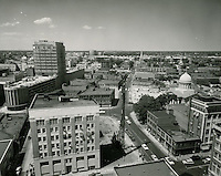 1960 June 1..Redevelopment.Downtown North (R-8)..Downtown Progress..North View from VNB Building..HAYCOX PHOTORAMIC INC..NEG# C-60-5-32.NRHA#..