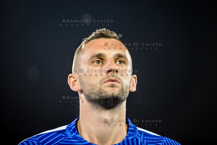 Marcelo Brozovic (Inter) during the Italian Serie A football match Pescara vs SSC Inter on September 11, 2016, in Pescara, Italy. Photo by Adamo DI LORETO