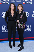 07 April 2019 - Las Vegas, NV - Brandi Carlile. 54th Annual ACM Awards Arrivals at MGM Grand Garden Arena. Photo Credit: MJT/AdMedia<br /> CAP/ADM/MJT<br /> &copy; MJT/ADM/Capital Pictures