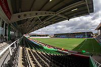 A general view of The Stoop, home of Harlequins<br /> <br /> Photographer Bob Bradford/CameraSport<br /> <br /> Gallagher Premiership - Harlequins v Gloucester Rugby - Sunday 10th March 2019 - Twickenham Stoop - London<br /> <br /> World Copyright © 2019 CameraSport. All rights reserved. 43 Linden Ave. Countesthorpe. Leicester. England. LE8 5PG - Tel: +44 (0) 116 277 4147 - admin@camerasport.com - www.camerasport.com