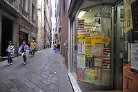 Genova, via del Campo