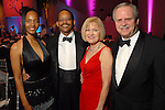 Judy and Wayne McConnell with Jo and Jim Furr at the Ballet Ball at the Wortham Theater Saturday  Feb. 16,2008.(Dave Rossman/For the Chronicle)