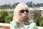 27 June 2009: Dotty Ingordo after Zenyatta wins the Vanity Handicap (GI) at Hollywood Park in Inglewood, CA