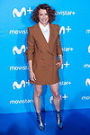 Patricia Lopez attends to blue carpet of presentation of new schedule of Movistar+ at Queen Sofia Museum in Madrid, Spain. September 12, 2018. (ALTERPHOTOS/Borja B.Hojas)