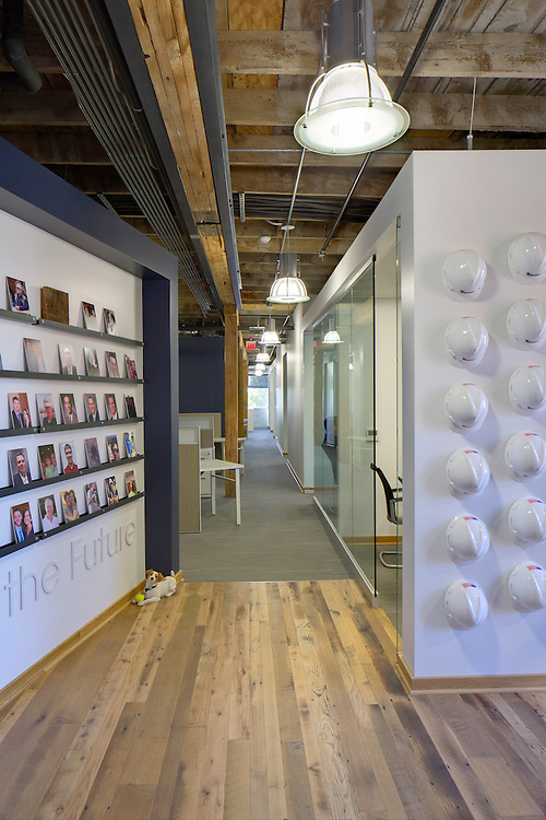 Turner Construction Company Columbus Office | Architect: M+A Architects, Construction: Turner Construction