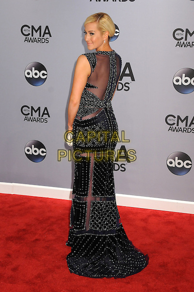 05 November 2013 - Nashville, Tennessee - Kellie Pickler. 47th CMA Awards, Country Music's Biggest Night, held at Bridgestone Arena. <br /> CAP/ADM/BP<br /> &copy;BP/ADM/Capital Pictures