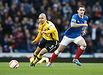 Leighton McIntosh and Lee Wallace