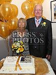 Golden Wedding Anniversary of Breda and Val Sweeney at the Glenside Hotel.<br /> <br /> Photo: Jenny Matthews