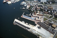 1985 ..Redevelopment.Downtown West (A-1-6)..FREEMASON HARBOR.LOOKING NORTHWEST..NEG#.NRHA#..