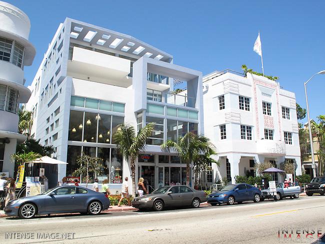 South Beach, Miami, Florida, Ociean drive