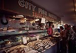 City Fish Market, Pike Place Market