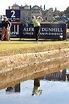 ALFRED DUNHILL LINKS CHAMPIONSHIP, ST.ANDREWS 2007. 4TH-7TH OCTOBER..2ND DAY OF COMPETITION..ERNIE ELS TEES OFF AT THE 2ND OF THE OLD COURSE..5-10-07 PIC BY IAN MCILGORM
