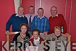 90 Years Young - Nellie Evans celebrated her 90th birthday in Benners Hotel on Saturday night  with her sons Noel,Paudy,Thomas,and Sean Evans, daughters Eileen Hannon and Mary Garvey