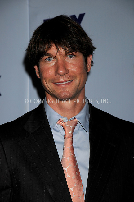 WWW.ACEPIXS.COM . . . . .....May 15, 2008. New York City.....Actor Jerry O'Connell attends the Fox Network Upfront held at the Wollman Rink in Central Park ...  ....Please byline: Kristin Callahan - ACEPIXS.COM..... *** ***..Ace Pictures, Inc:  ..Philip Vaughan (646) 769 0430..e-mail: info@acepixs.com..web: http://www.acepixs.com