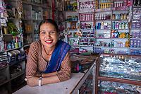 Krisni Chaudhary_Cosmetics shop