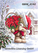 Roger, CHRISTMAS ANIMALS, WEIHNACHTEN TIERE, NAVIDAD ANIMALES, paintings+++++,GBRM2182,#xa#