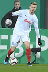 06.02.2019,  GER; DFB Pokal, Holstein Kiel vs FC Augsburg ,DFL REGULATIONS PROHIBIT ANY USE OF PHOTOGRAPHS AS IMAGE SEQUENCES AND/OR QUASI-VIDEO, im Bild Einzelaktion Hochformat Alexander Muehling (Mühling Kiel #08)  Foto © nordphoto / Witke