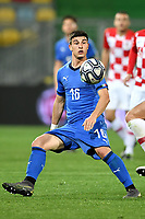Riccardo Orsolini of Italy in action during international friendly match between Italy U21 and Croatia U21 at stadio Benito Stirpe, Frosinone, March 25, 2019 <br /> Photo Andrea Staccioli / Insidefoto