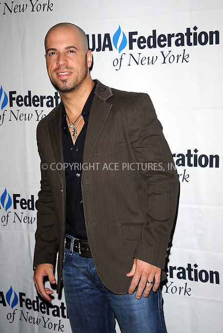 WWW.ACEPIXS.COM . . . . . ....June 18 2009, New York City....Recording artist Chris Daughtry attending the 2009 UJA-Federation of New York Music Visionary Of The Year award luncheon at The Pierre Hotel on June 18, 2009 in New York....Please byline: KRISTIN CALLAHAN - ACEPIXS.COM.. . . . . . ..Ace Pictures, Inc:  ..tel: (212) 243 8787 or (646) 769 0430..e-mail: info@acepixs.com..web: http://www.acepixs.com
